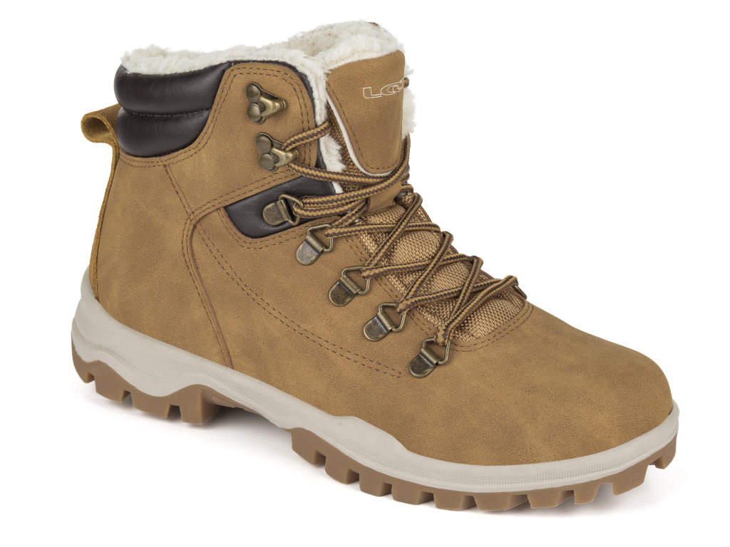 boty dámské LOAP FENDRA zimní hnědé, 36