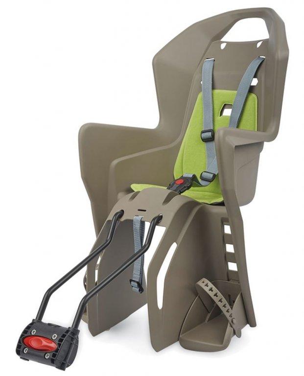 """sedačka Polisport Koolah 29"""" hnědo-zelená"""