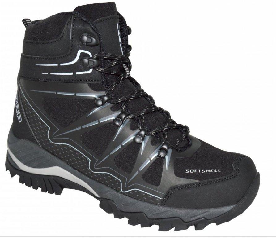 boty pánské LOAP SORGEN outdoorové černé, 41