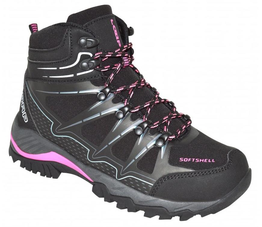 boty dámské LOAP SORGEN W outdoorové černé, 36