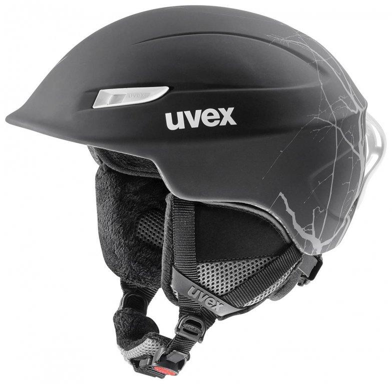 přilba lyžařská UVEX GAMMA černá, 57-59
