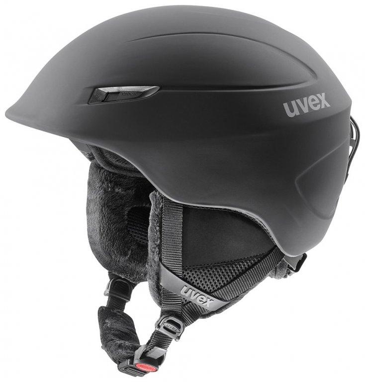 přilba lyžařská UVEX OVERSIZE 60-64cm černá