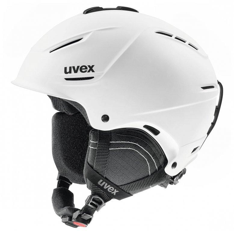 přilba lyžařská UVEX P1US 2.0 bílá, 55-59