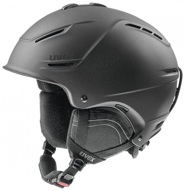 přilba lyžařská UVEX P1US 2.0 černá, 55-59