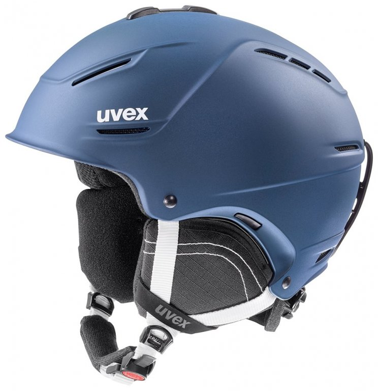 přilba lyžařská UVEX P1US 2.0 tmavě modrá, 55-59