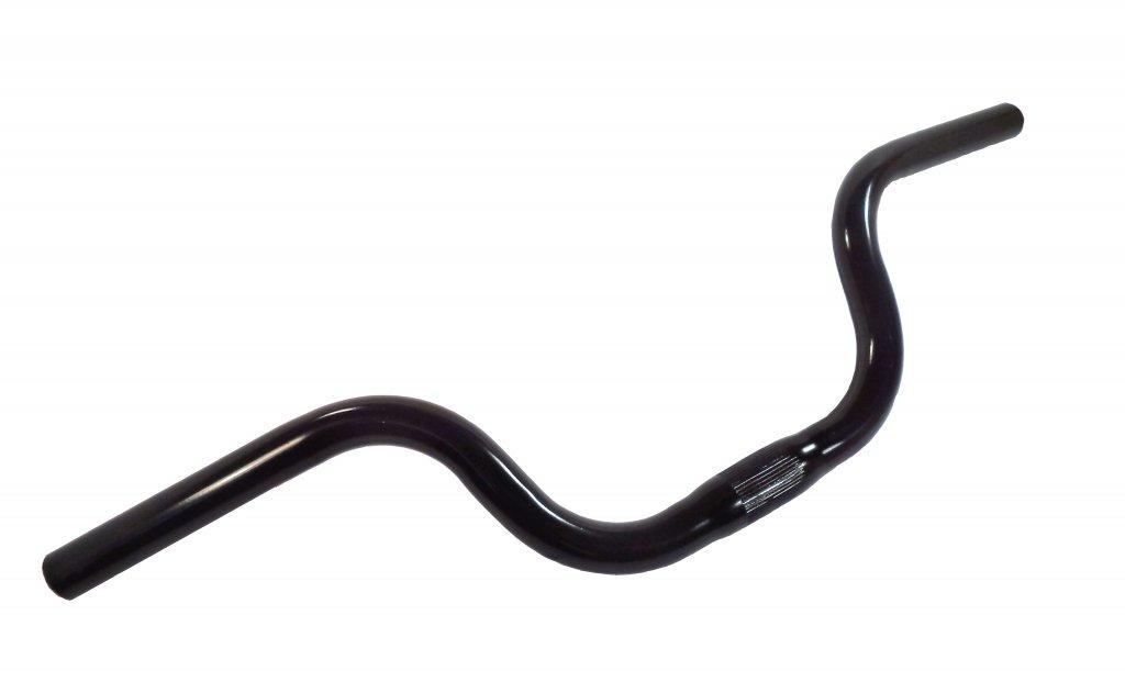 řidítka 25.4 / 560mm černá