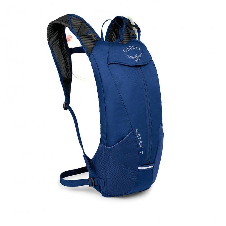batoh + rezervoár OSPREY KATARI 7 Cobalt Blue