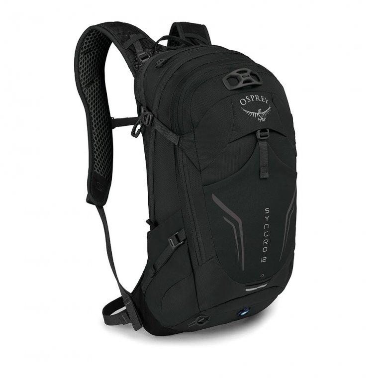 batoh + pláštěnka OSPREY SYNCRO 12 Black