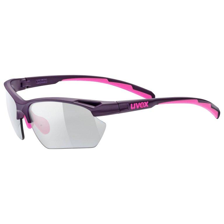 Brýle UVEX Sportstyle 802 small V fialovo/růžové