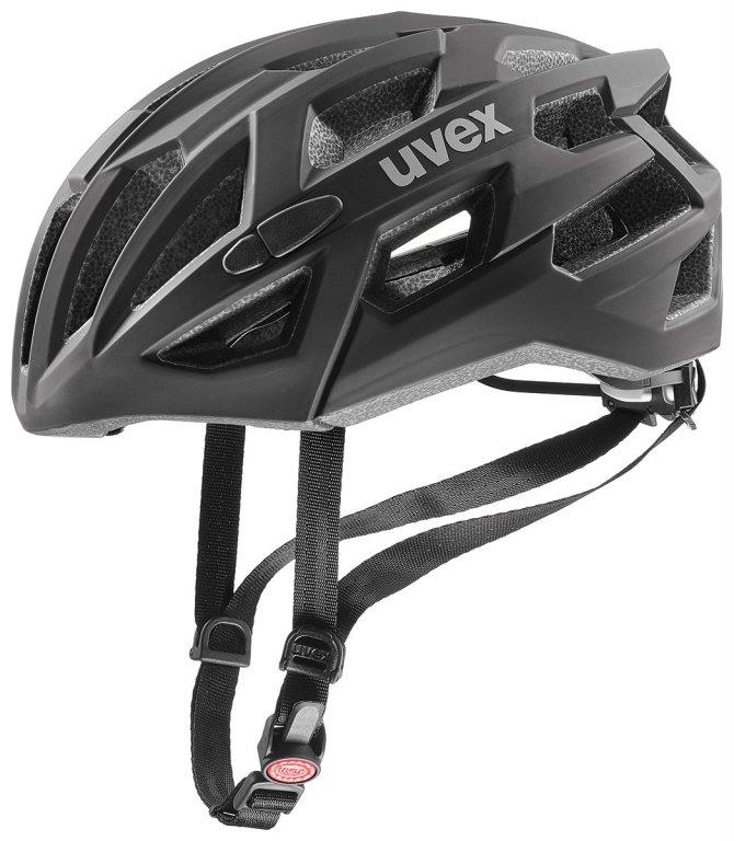 přilba UVEX Race 7 černá, 51-55