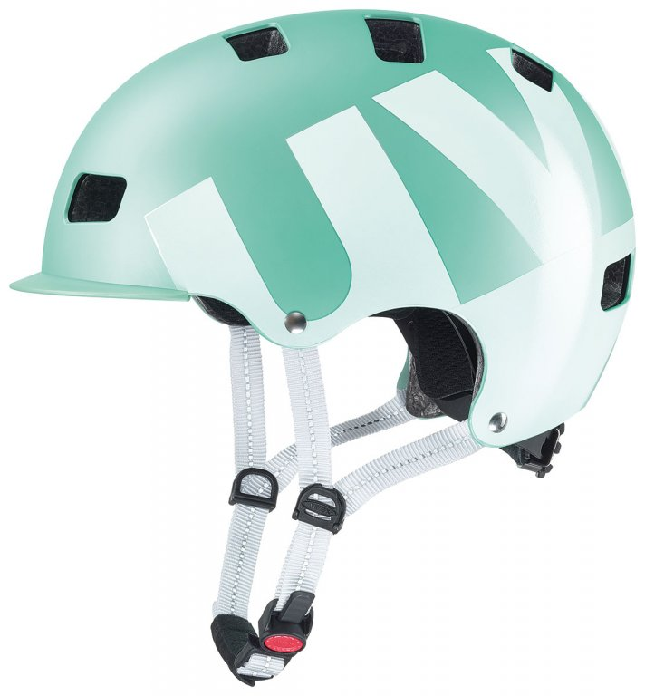 přilba UVEX HLMT 5 Bike Pro mentolová, 55-58