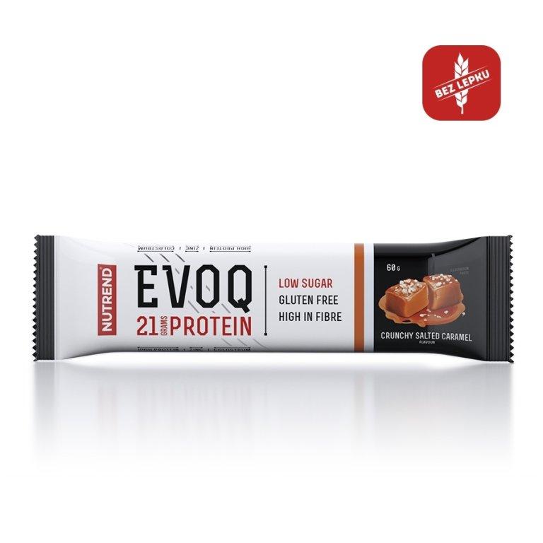 tyčinka Nutrend EVOQ slaný karamel 60g