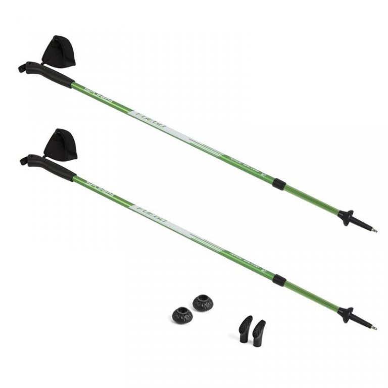 hole Spokey Nordic Walking FUEGO zelené