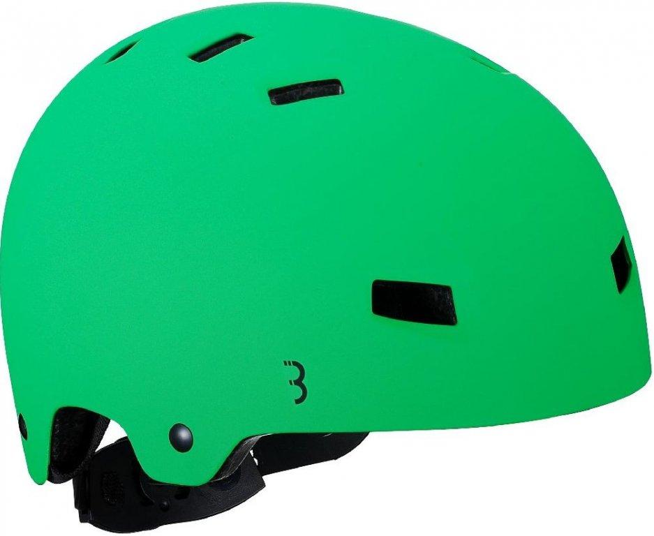 přilba BBB Billy zelená, M