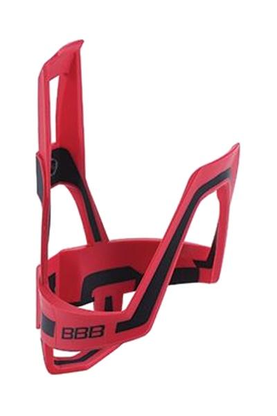 Košík BBB DualCage červeno/černý