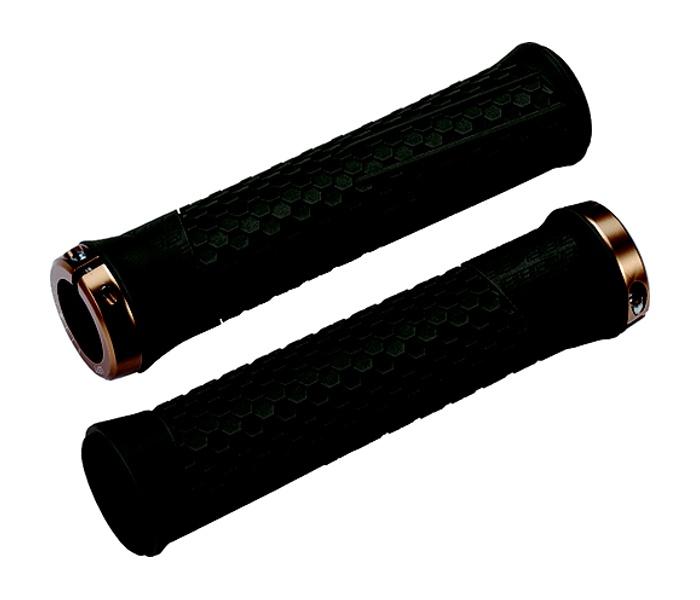 Gripy BBB Python 142mm černé
