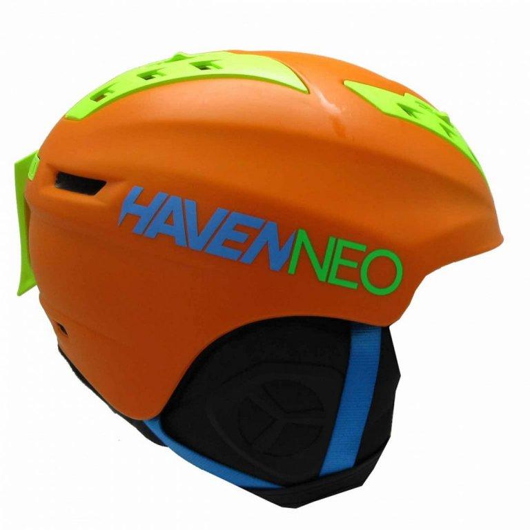 přilba lyžařská HAVEN Nexus NEO oranžová, L/XL