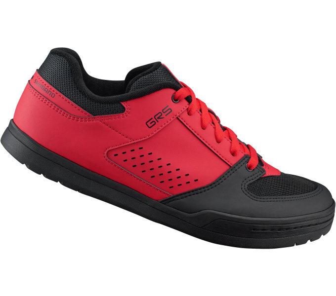 boty Shimano GR5 červené, 38