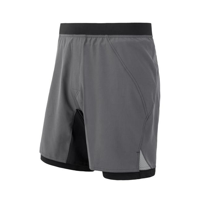 Kalhoty krátké pánské SENSOR TRAIL šedé