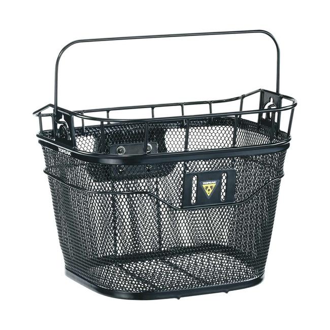koš TOPEAK drátěný na řidítka Basket Front - Fixer 3e eBike