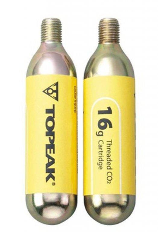 bombička hustilky TOPEAK CO2 16G - 2ks