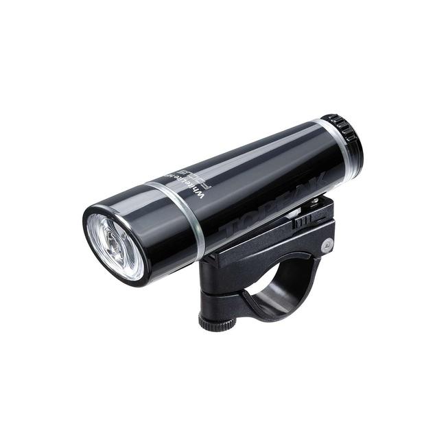 osvětlení přední TOPEAK WhiteLite HP Focus černé