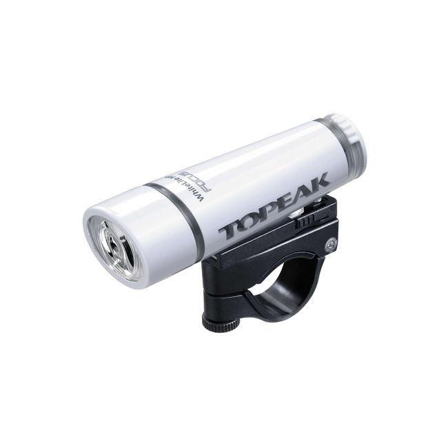 osvětlení přední TOPEAK WhiteLite HP Focus bílé