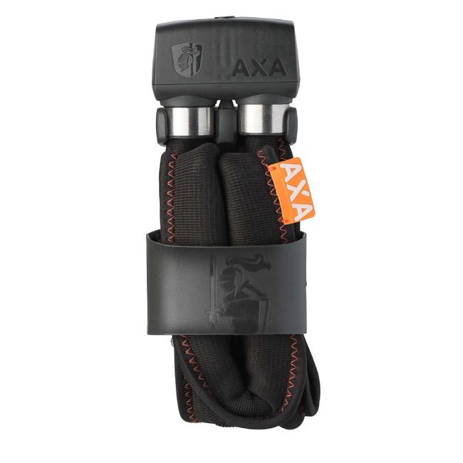 Zámek AXA Foldable 600 95x6mm černý