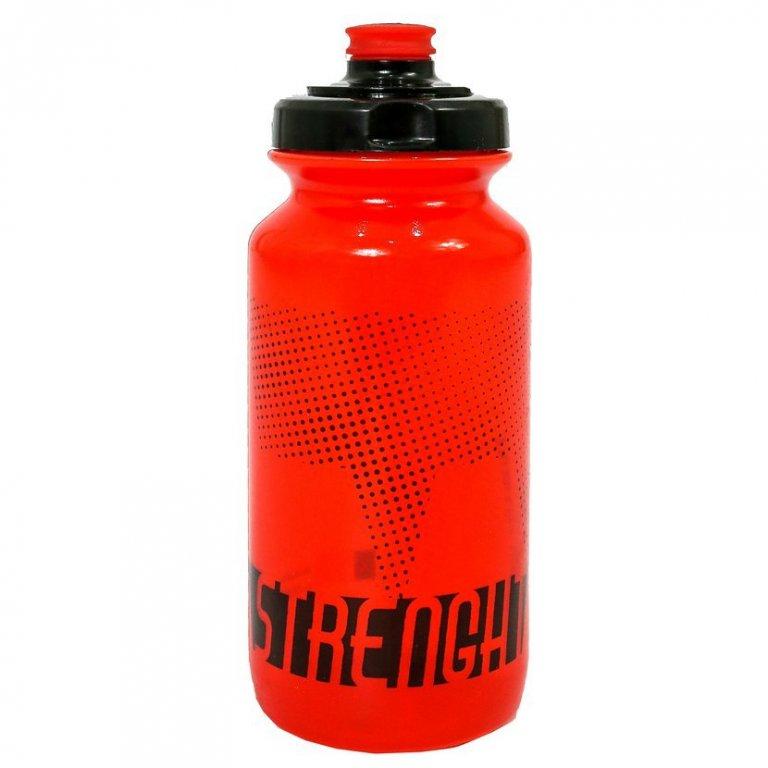 Lahev STRENGHT 500 ml, červená