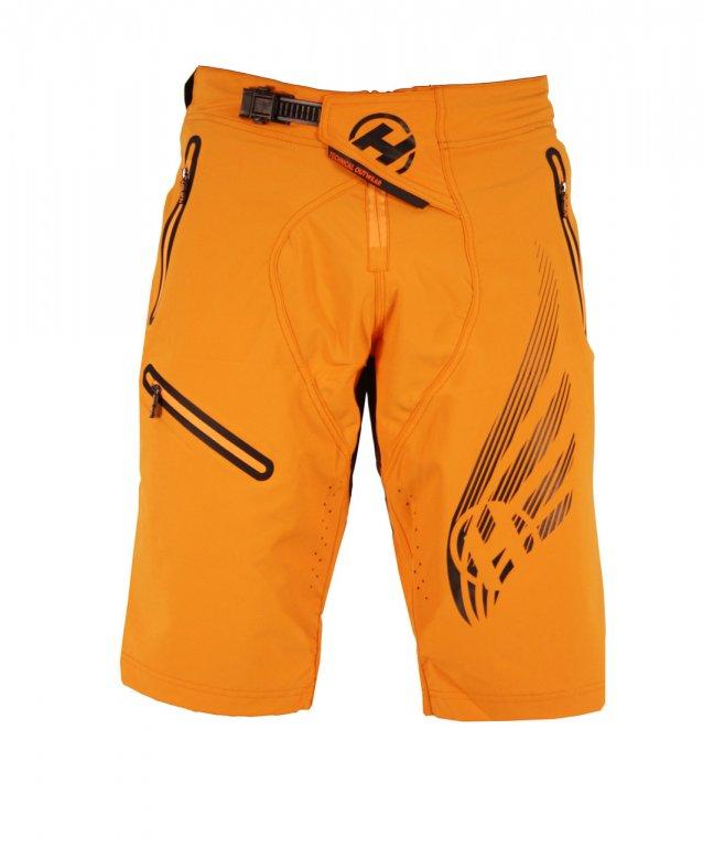 Kalhoty krátké pánské HAVEN ENERGIZER oranžové