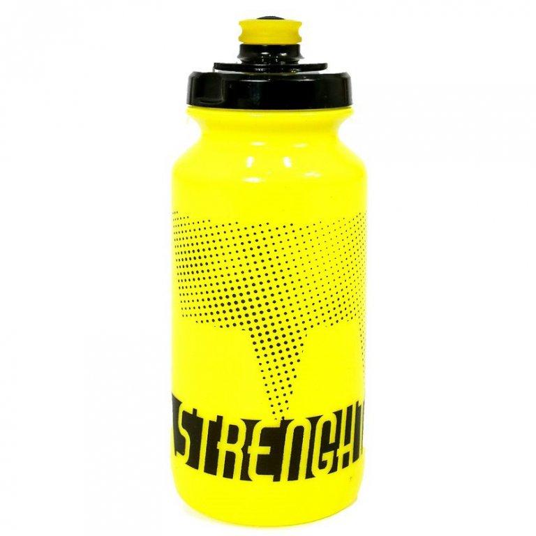 Lahev STRENGHT 500 ml, žlutá