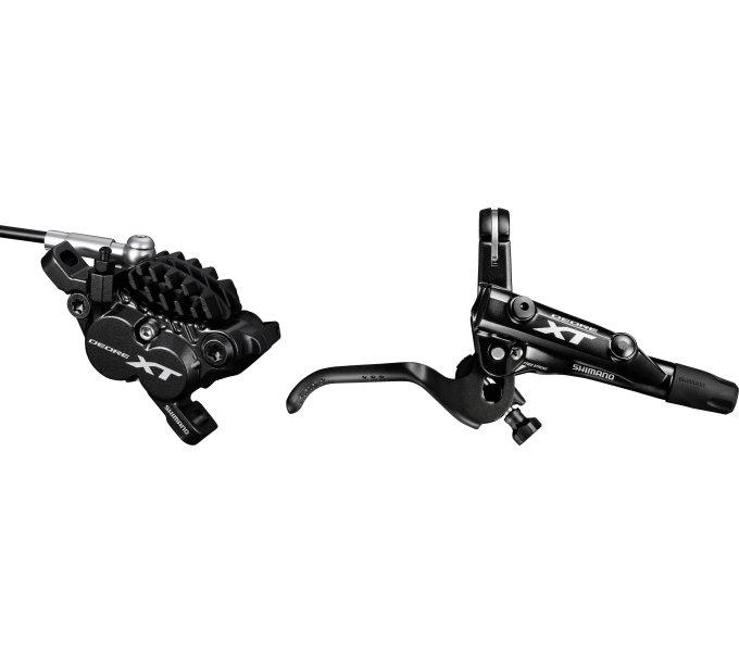 Brzda Shimano XT set BR-M8020 zadní komplet bez adaptéru černá