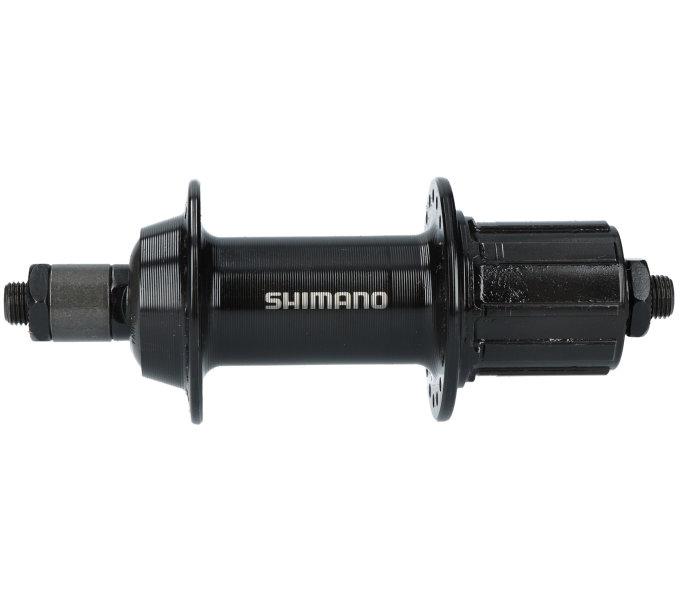 Náboj Shimano FH-TY500 zadní 36 7r černý