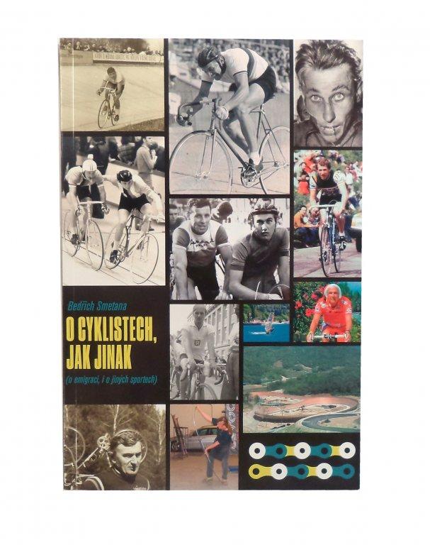 Kniha O cyklistech, jak jinak - Bedřich Smetana