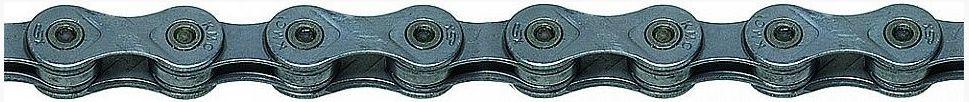 řetěz KMC E9EPT stříbrný ROLE + 40 spojek