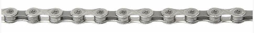řetěz KMC X10.93 černo-stříbrný ROLE 50m