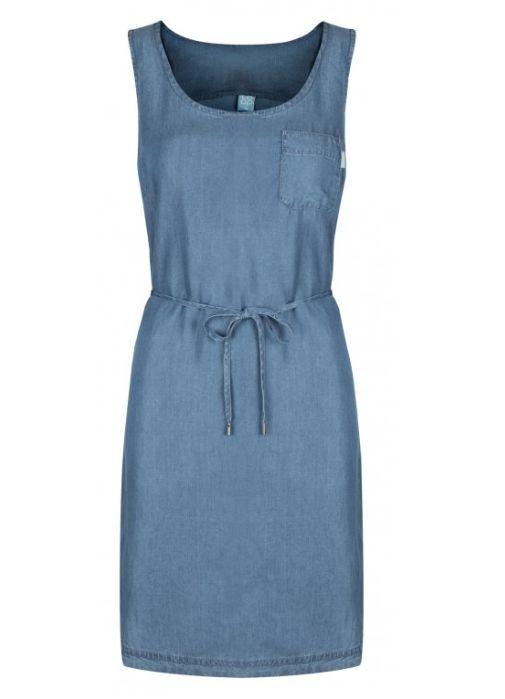 šaty dámské LOAP NYXI modré