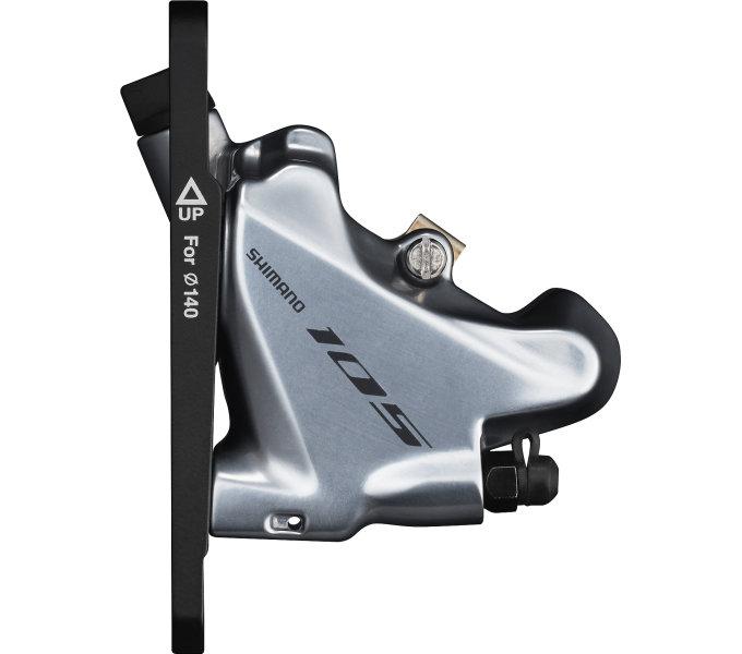 Třmen brzdy Shimano 105 BR-R7070 přední stříbrná