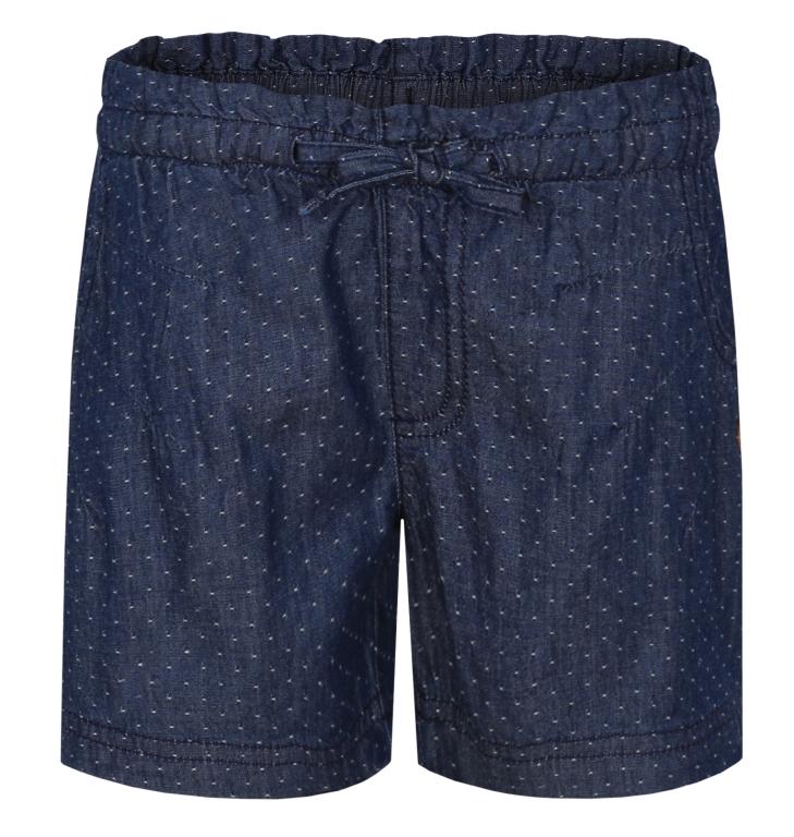 kalhoty krátké dětské LOAP NOBELA modré, 134/140