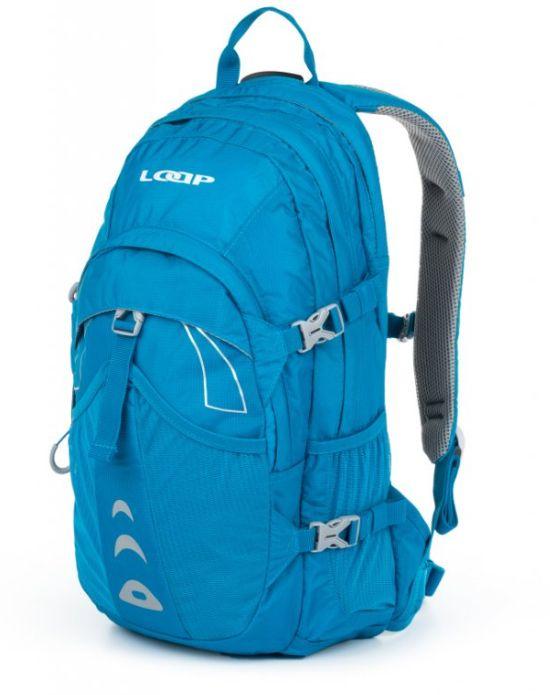batoh cyklo LOAP TOPGATE modrý