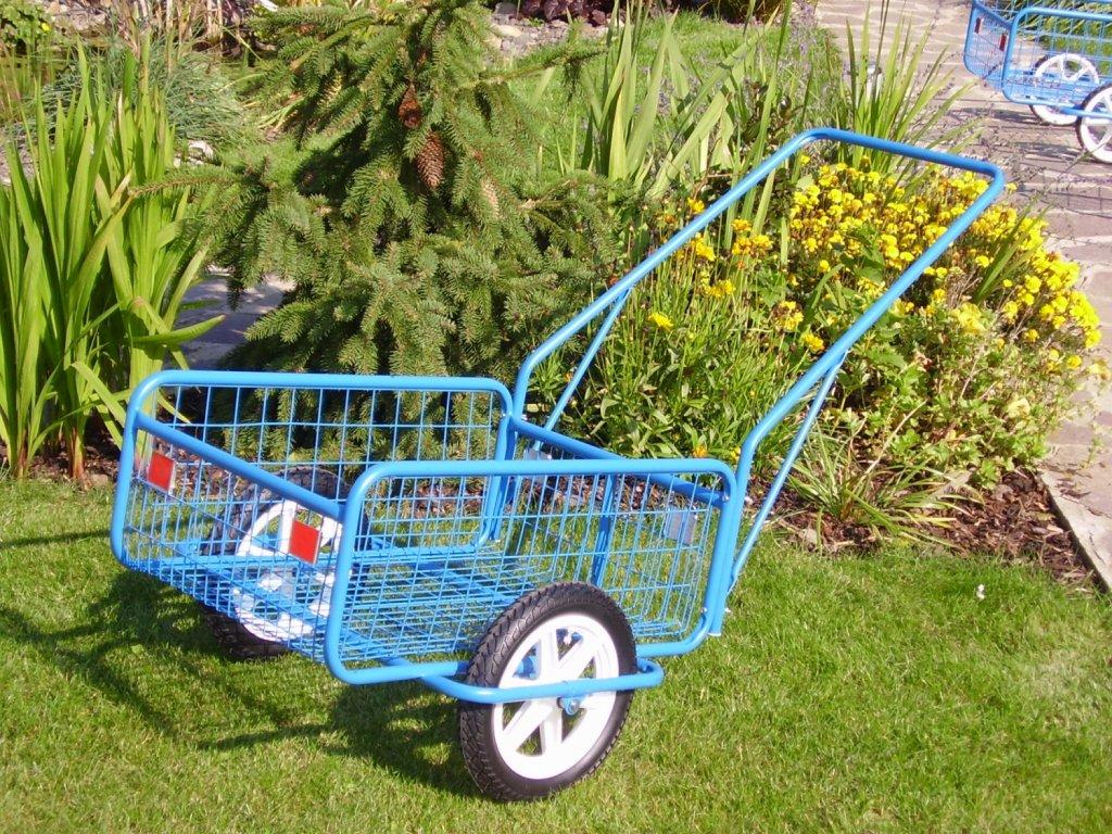 vozík RAPID 4, sklopná rukojeť