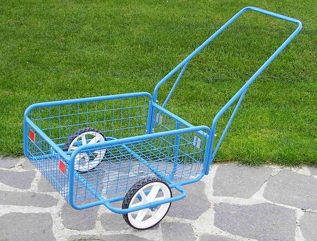 vozík RAPID 5, sklopná rukojeť