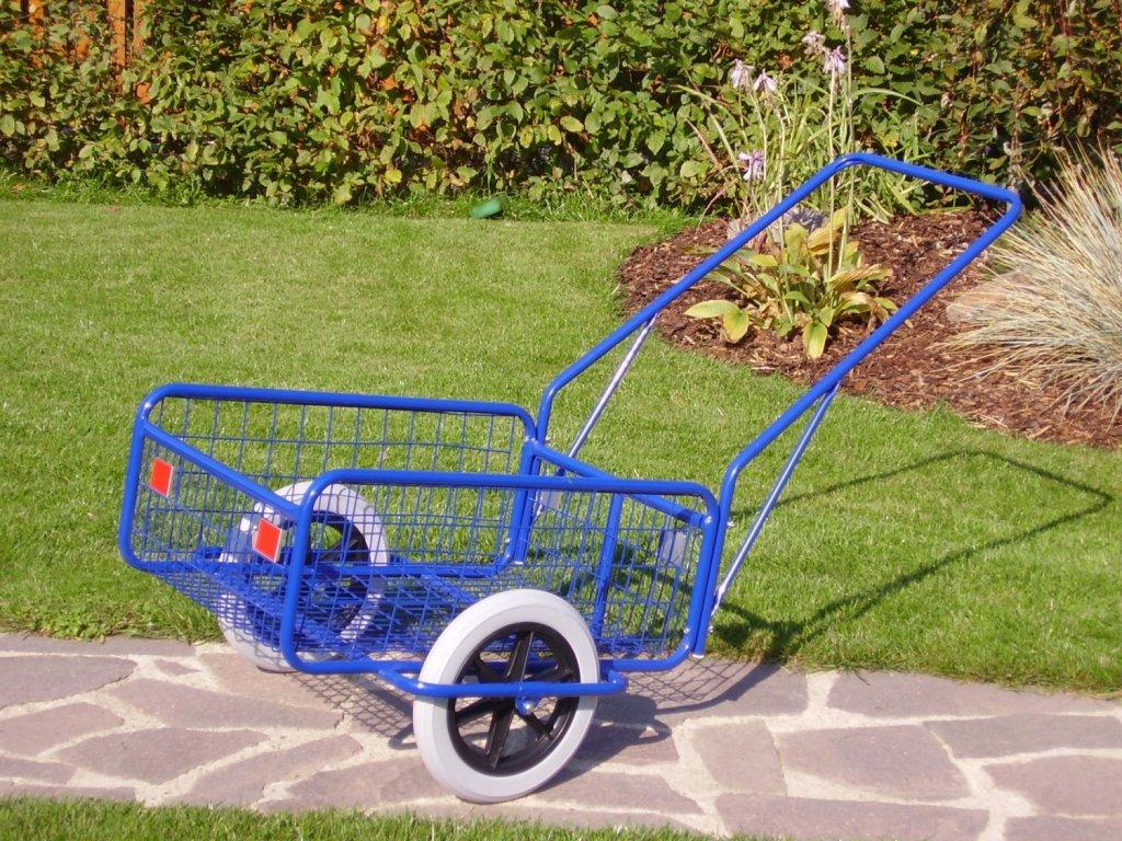 vozík RAPID 6, sklopná rukojeť