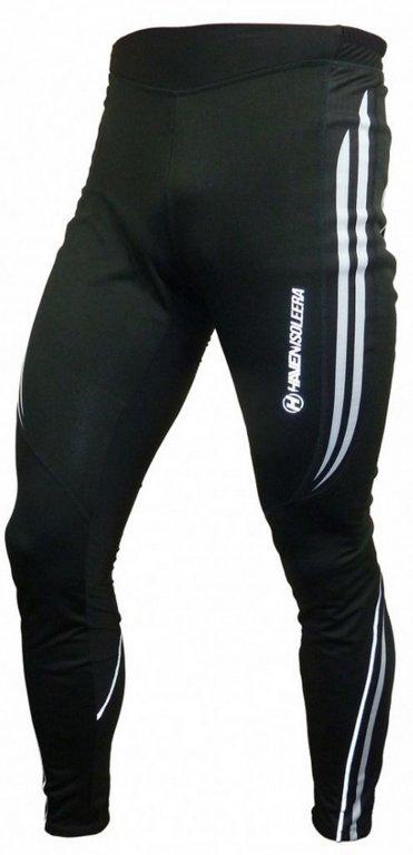 Kalhoty dlouhé unisex HAVEN Isoleera bez šlí černo/bílé