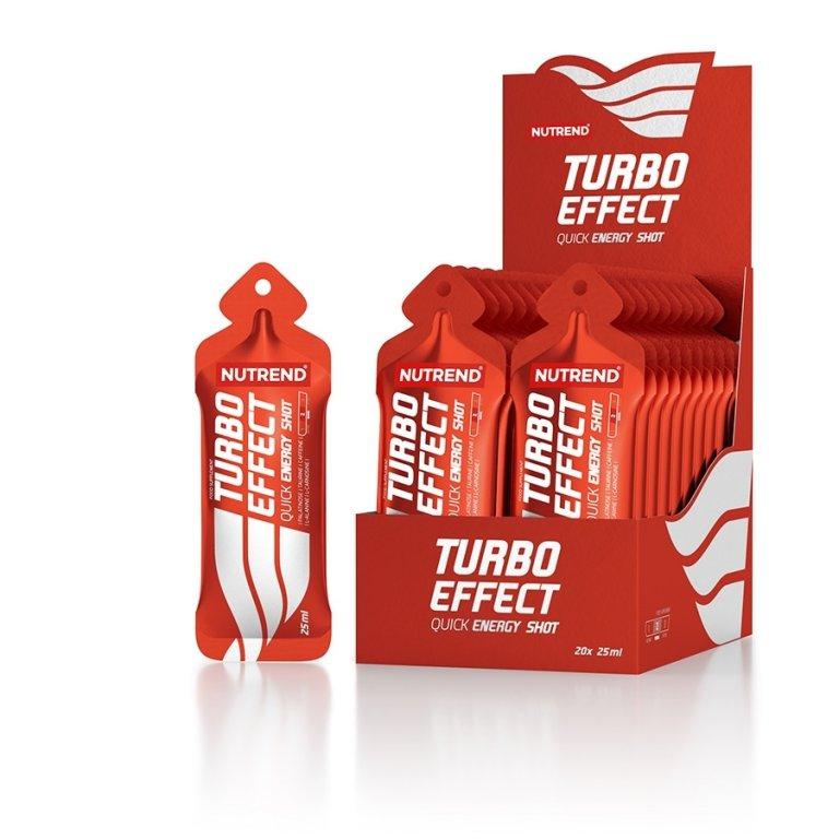 gel Nutrend TURBO EFFECT SHOT 25ml sáček