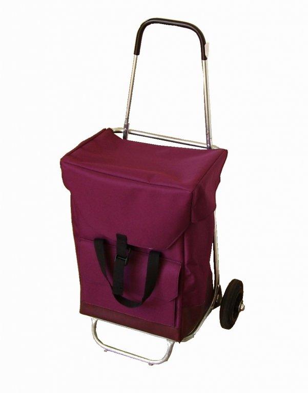 "vozík pojízdný s taškou ""B"""