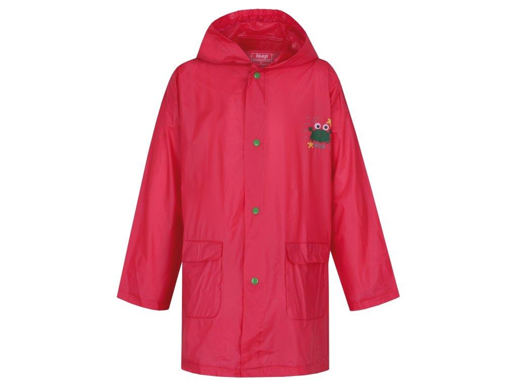 pláštěnka dětská LOAP XAXO růžová, 11-12