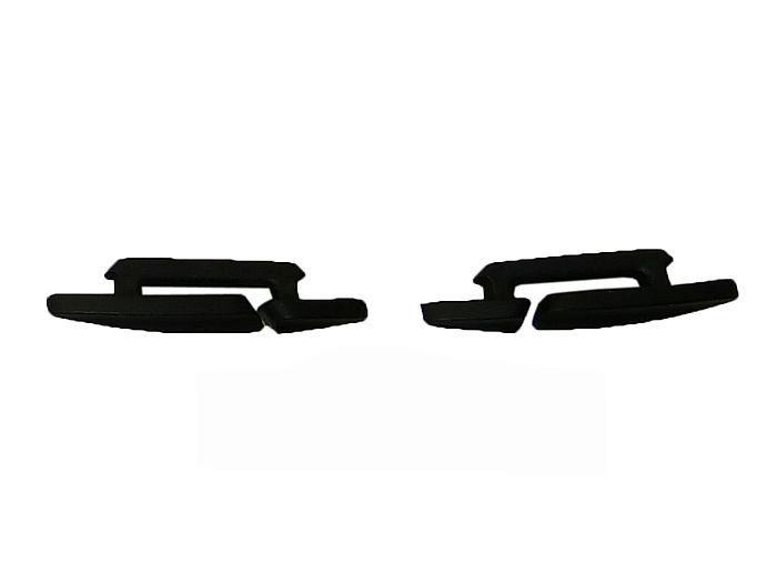 úchyty k páskům HAVEN pro přilbu Toltec a Toltec II černé 2ks