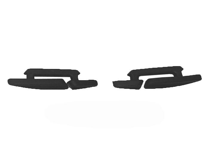 úchyty k páskům HAVEN pro přilbu Toltec a Toltec II šedé 2ks