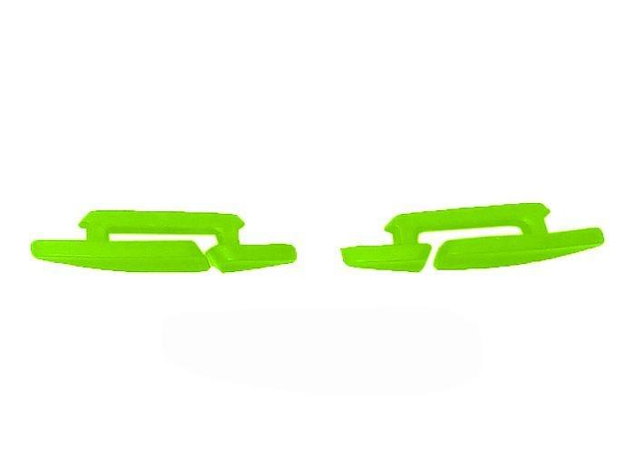 úchyty k páskům HAVEN pro přilbu Toltec a Toltec II zelené 2ks